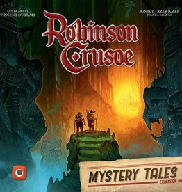 Z-Man Games Robinson Crusoe Mystery Tales Expansion