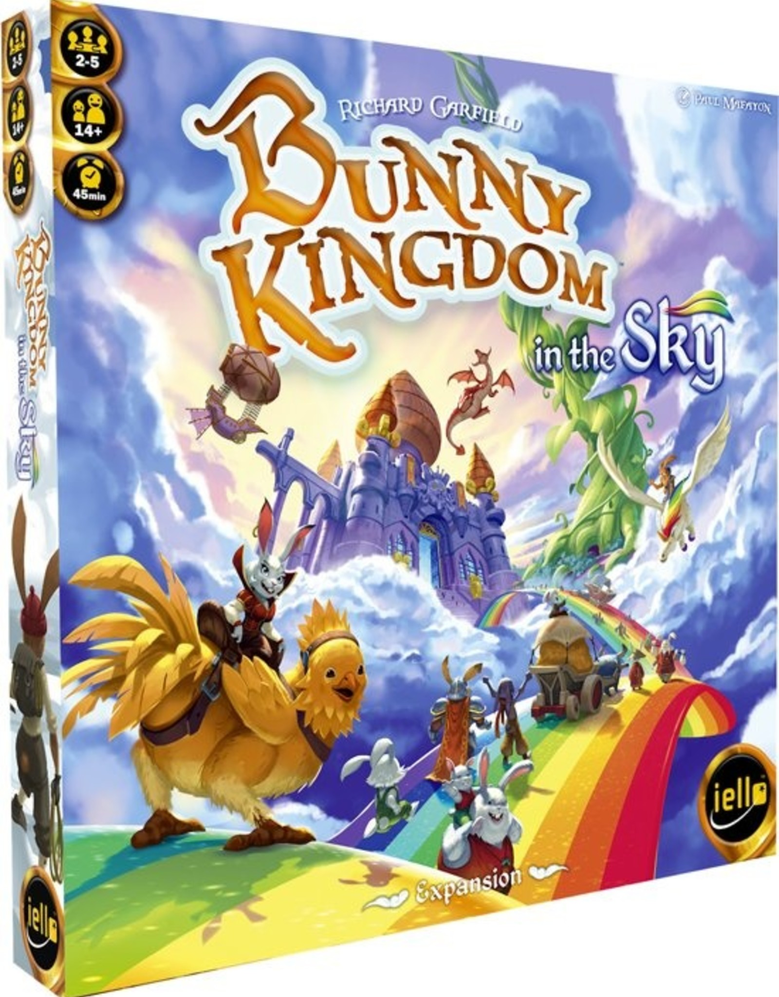 Iello Bunny Kingdom in the Sky (EN)