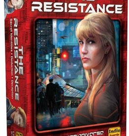 Indie Boards & Cards The Resistance: 3rd Edition (EN)