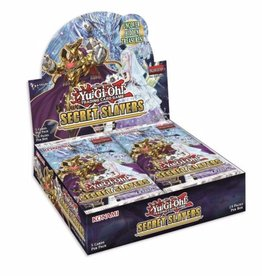 Konami Yu-Gi-Oh Secret Slayers Booster Box