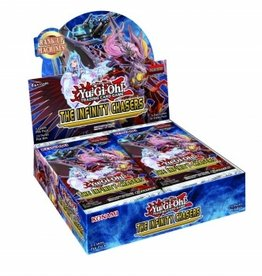 Konami Yu-Gi-Oh The Infinity Chasers Booster box
