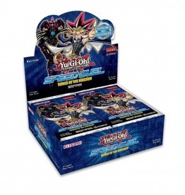Konami Yu-Gi-Oh Speed Trials of the Kingdom Booster Box