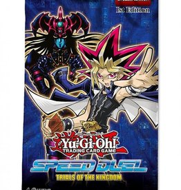 Konami Yu-Gi-Oh Speed Trials of the Kingdom Booster