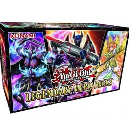 Konami Yu-Gi-Oh Legendary Hero Collection