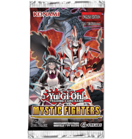Konami Yu-Gi-Oh Mystic Fighters Booster