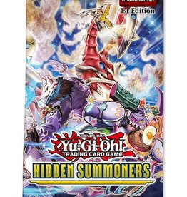 Konami Yu-Gi-Oh Hidden Summoners Booster