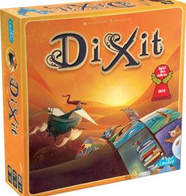 Libellud Dixit (NL/FR/DE)