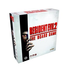 Capstone Games Resident Evil 2 The Boardgame