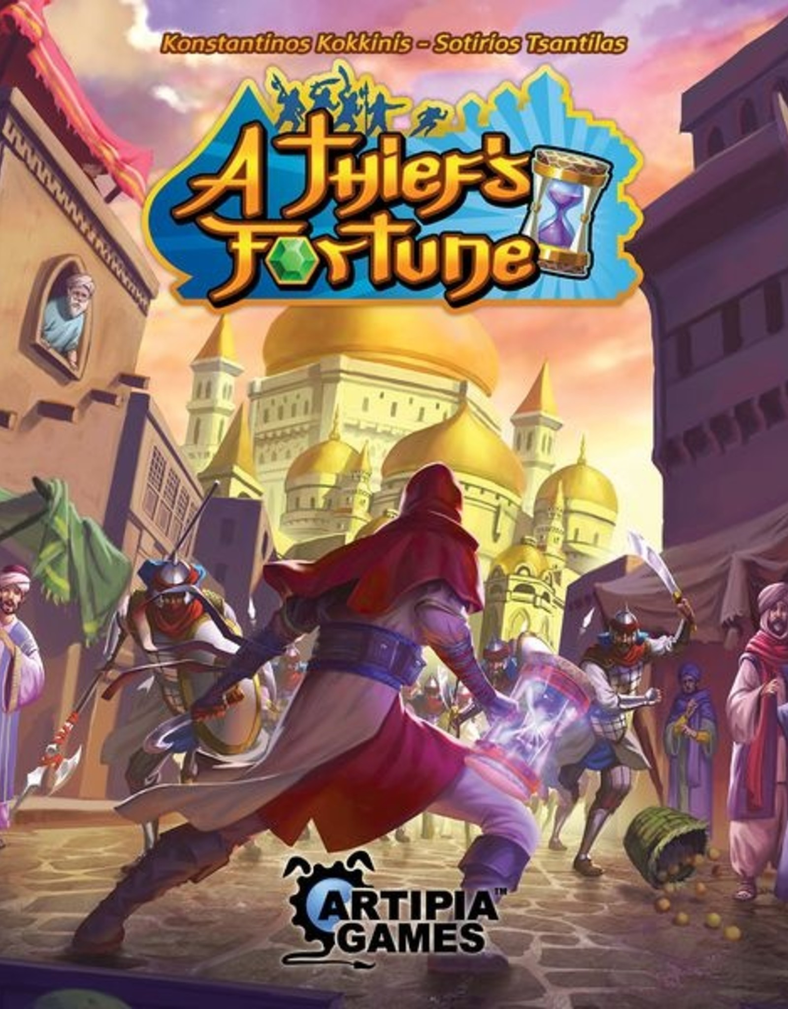 Artipia Games A Thief's Fortune (EN)