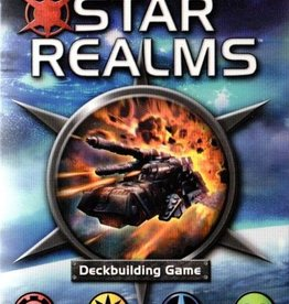 White Wizard Games Star Realms:  Starter