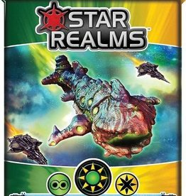 White Wizard Games Star Realms Command Deck The Union