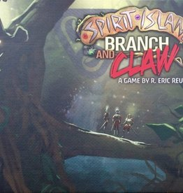 Greater Than Games Spirit Island - Branch and Claw