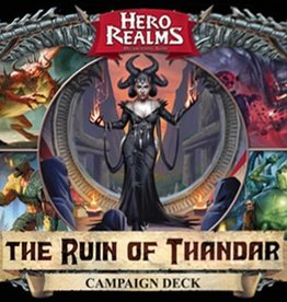 White Wizard Games Hero Realms Ruins of Thandar Campaign Deck