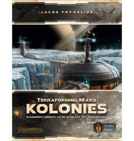 Intrafin Terraforming Mars NL Kolonies
