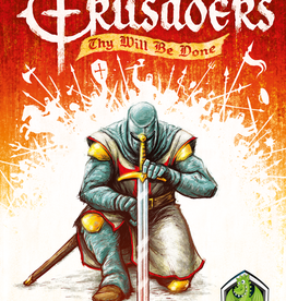 Tasty Minstrel Games Crusaders