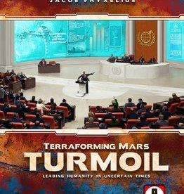 Stronghold Games Terraforming Mars Turmoil, Engelstalig