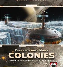 Stronghold Games Terraforming Mars Colonies, Engelstalig