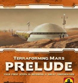 Intrafin Terraforming Mars: Prelude (NL)