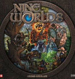 Medusa Games Nine Worlds (EN)