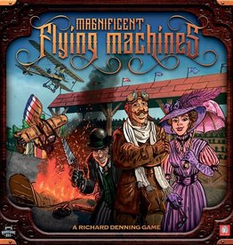 Medusa Games Magnificent Flying Machines (EN)
