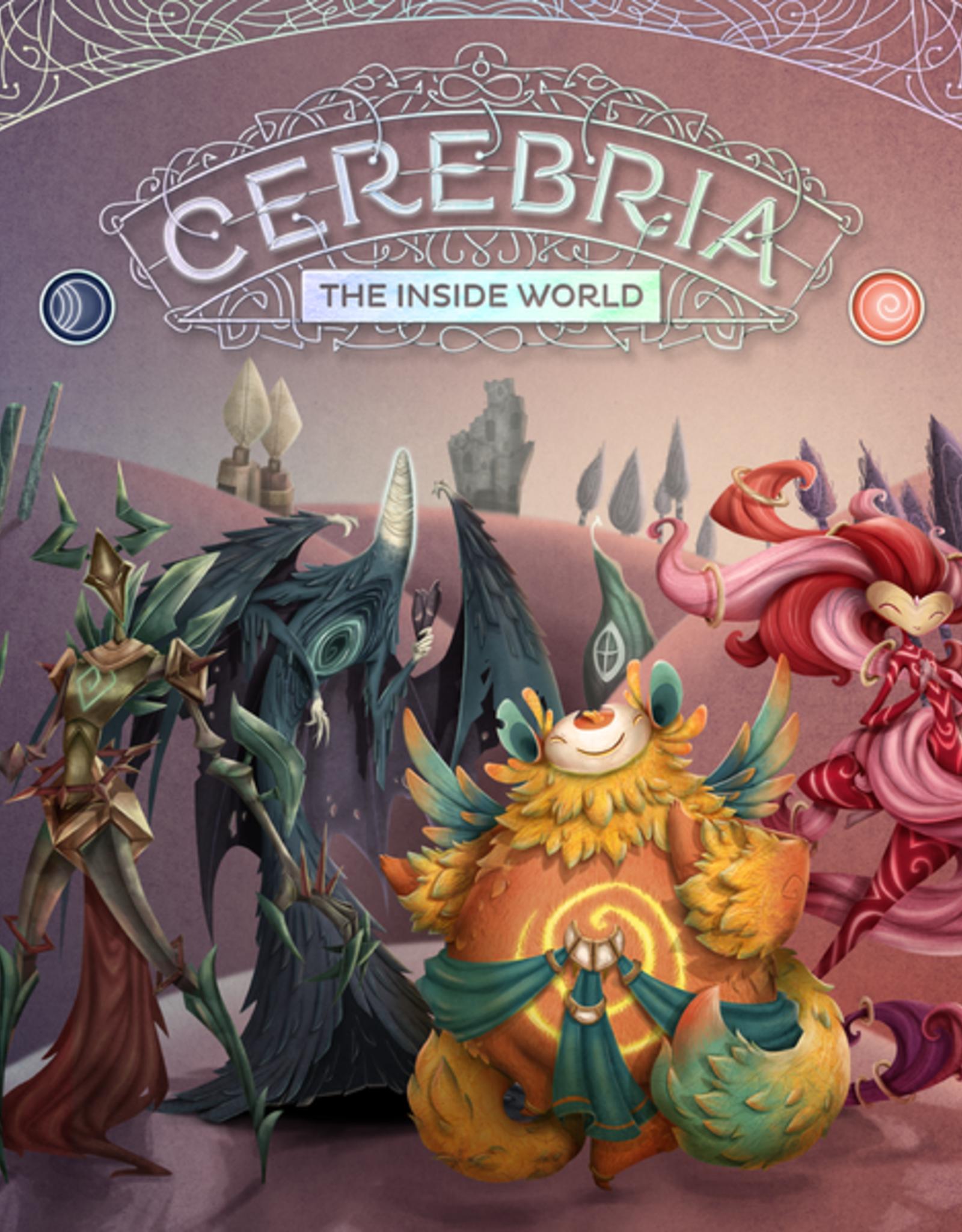 Mindclash Games Cerebria, the Inside World (EN)