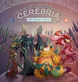 Mindclash Games Cerebria, the Inside World (EN)