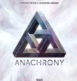 Mindclash Games Anachrony: Essentials Edition (EN)