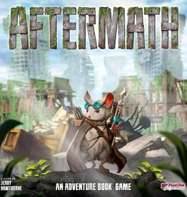 Plaid Hat Games Aftermath: an Adventure Book Game