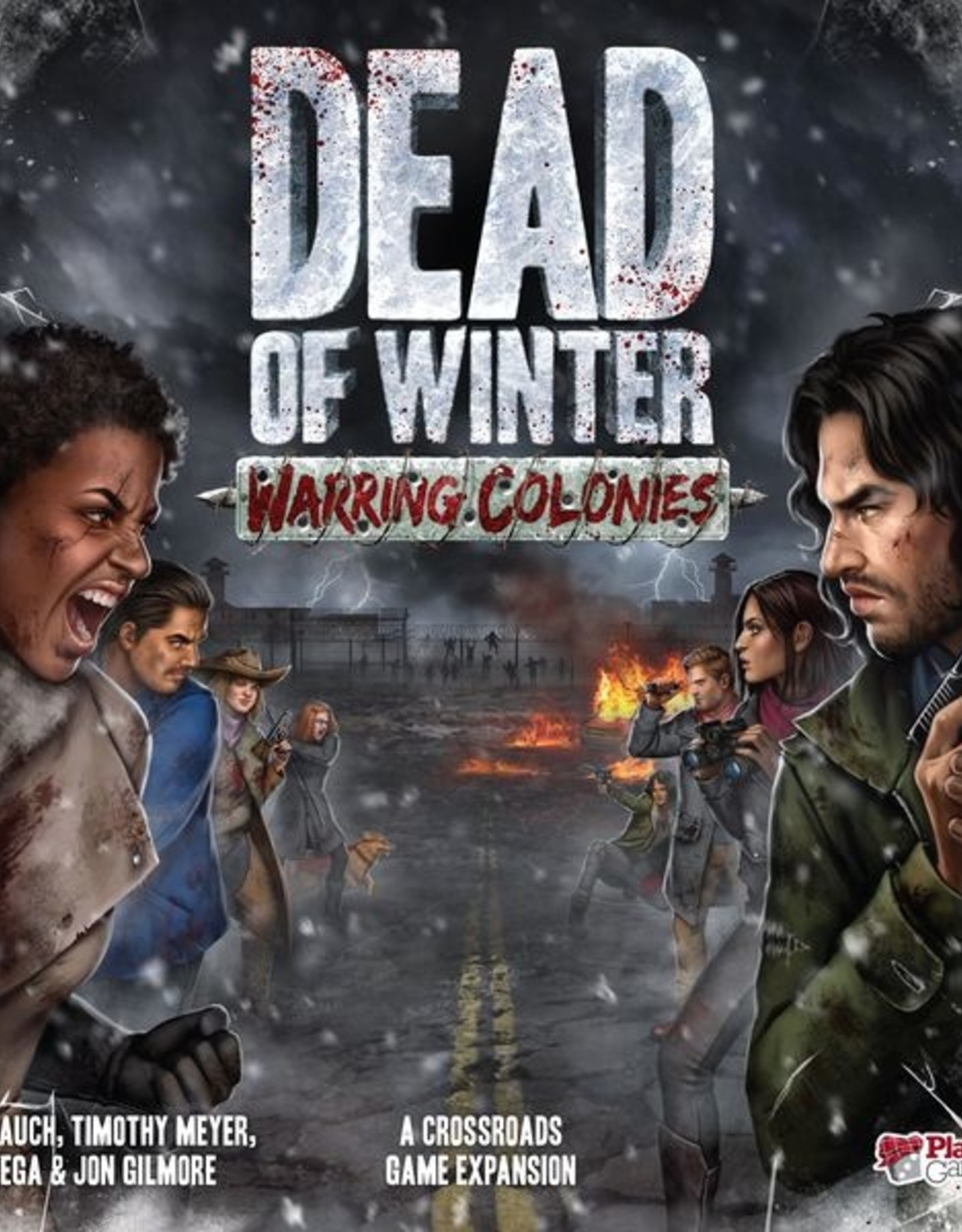 Plaid Hat Games Dead of Winter: Warring Colonies (EN)