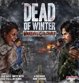 Plaid Hat Games Dead of Winter: Warring Colonies (EN)
