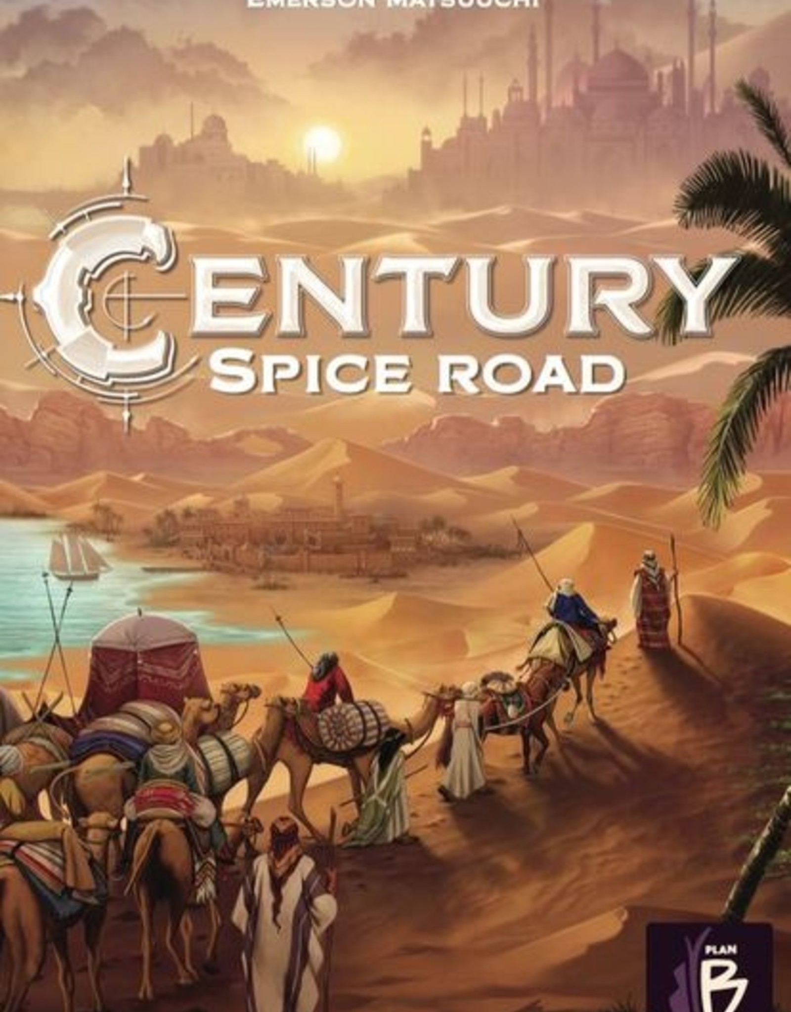 Plan B Games Century: De Specerijenroute (NL)