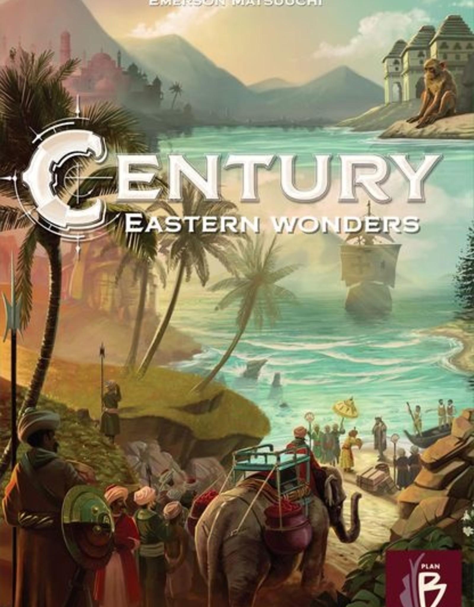 Plan B Games Century: Oosterse Rijkdom (NL)