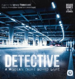 Portal Games Detective, a Modern Crime Board Game (EN)