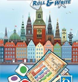 Queen Games Copenhagen, Roll & Write (EN)