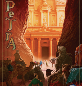 Renegade Games Passing Through Petra