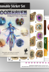Sinister Fish Games Gloomhaven: Forgotten Circles Removable Reusable Stickers (EN)