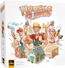 Sit Down! House Flippers (NL/EN/FR/DE)