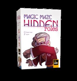 Sit Down! Magic Maze Hidden Roles