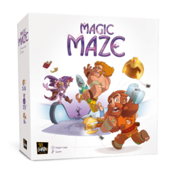 Sit Down! Magic Maze (NL/EN/FR)