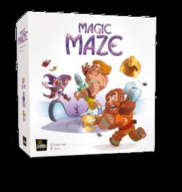 Sit Down! Magic Maze