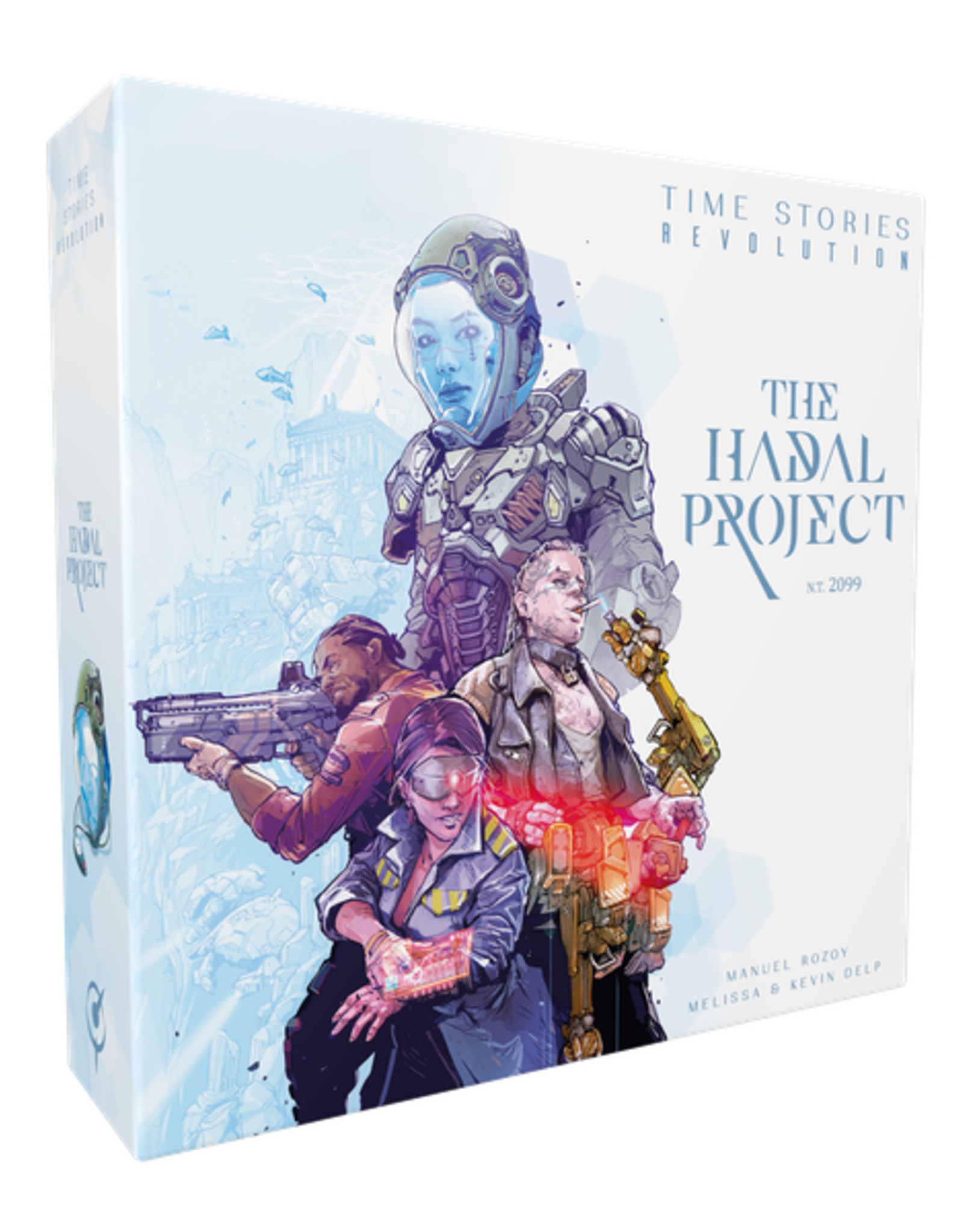Space Cowboys Time Stories Revolution: the Hadal Project (EN)