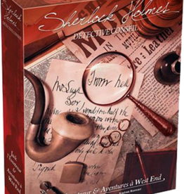 Space Cowboys Sherlock Holmes Consulting Detective: Jack the Ripper & West End Adventurers (EN)