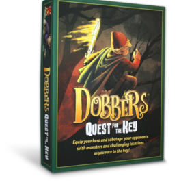 Splattered Ink Games Dobbers: Quest for the Key