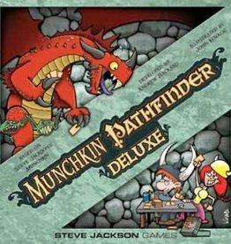 Steve Jackson Games Munchkin: Pathfinder Deluxe (EN)