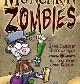 Steve Jackson Games Munchkin Zombies (EN)