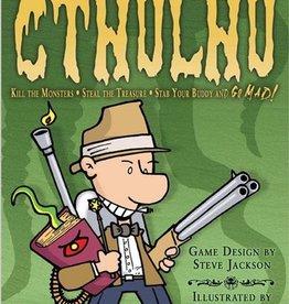 Steve Jackson Games Munchkin: Cthulhu (EN)