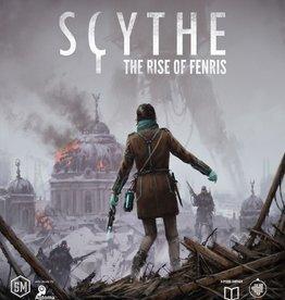 Stonemaier Games Scythe Rise of Fenris