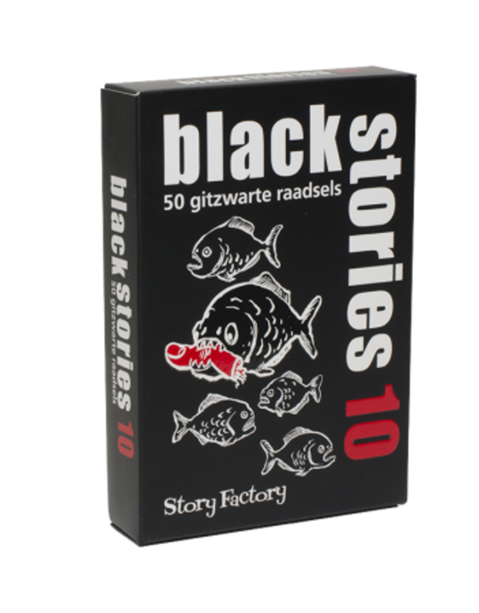 Story Factory Black Stories: 10 (NL)
