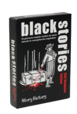 Story Factory Black Stories: Shit Happens Edition (NL)