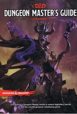 Wizards of the Coast D&D 5th ed. Dungeon Master's Guide